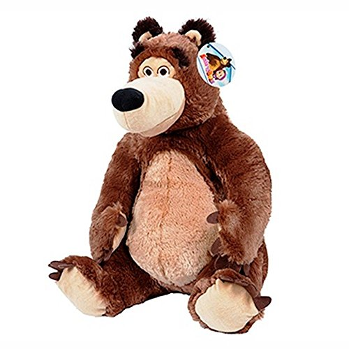 Masha et Michka - Masha and the Bear - Peluche Figure Ours Michka 30cm