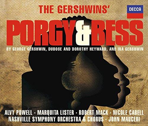 (Gershwin: Porgy and Bess / Act 1 - How de saucer stan'now, my sister?)