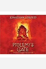 Ptolemy's Gate: The Bartimaeus Trilogy, Book 3 (Unabridged) Audible Audiobook