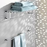 Grohe Essentials Cube 23 5/8 In. Multi-Towel Rack