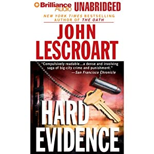 Hard Evidence: A Dismas Hardy Novel Audiobook
