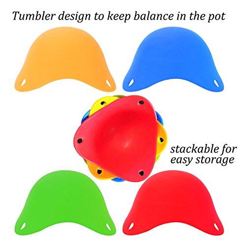 Vencer Poacher - Premium Pods,BPA FREE Approved Stovetop Microwave & Brushes Pods,VEO-001