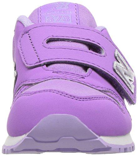 New Balance Unisex Baby 373v1 Sneaker Violett