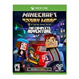 U&I Entertainment Minecraft Story Mode The Complete Adventure Xbox One