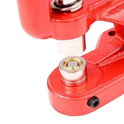 Tenive Manual Heavy Duty Hand Press Grommet Machine– Hand Eyelets