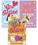 Girl Online 3 books collection (Girl Online ,Girl Online: On Tour, (HB )Girl Online: Going Solo)