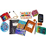"""13 Piece School Supply Set for 18"""" Dolls by Doll Clothes Sew Beautiful"""