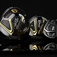 New Callaway Epic Star Graphite RH Golf Clubs - Choose from Men's & Women's Driver, Fairway Wood, Hybrid, Iron Set