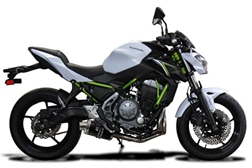 Kawasaki Z650 2017 Complete 2-1 Exhaust DS70 9