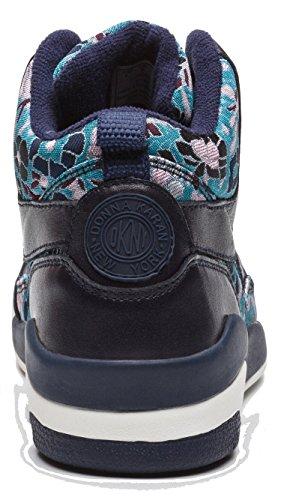 DKNY Damen Sneaker Blue-Multi 418