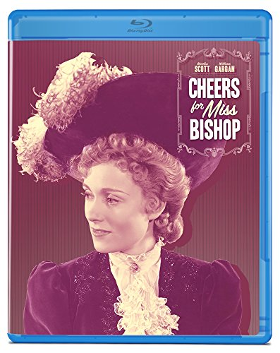 Cheers for Miss Bishop [Blu-ray]