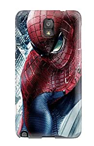 Galaxy Note 3 Cover Case - Eco-friendly Packaging(the Amazing Spider-man 4)