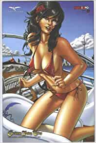 Grimm Fairy Tales 2011 Annual. Sinbad Crossover Part 1 of