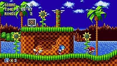 Amazon com: Sonic Mania - PS4 [Digital Code]: Video Games
