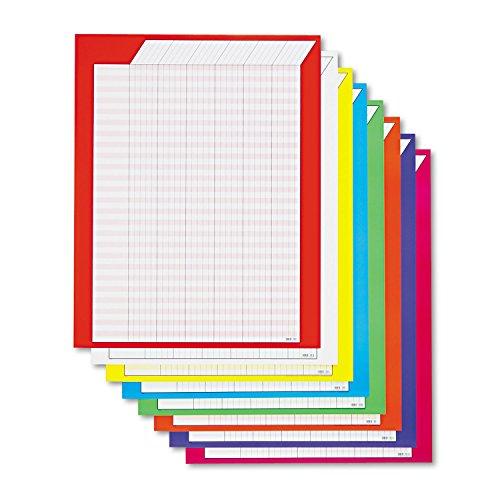 TREND enterprises, Inc. Vertical Incentive Charts, Var. Pk., 22