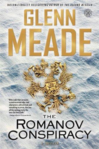 (The Romanov Conspiracy: A Thriller)