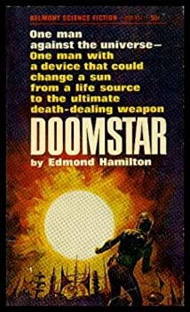 Doomstar by Edmond Hamilton science fiction book reviews