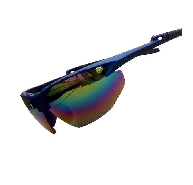 Anti UV A Prueba De Viento Deportes Ciclismo Gafas De Bicicletas Gafas De Sol Gafas Polarizadas