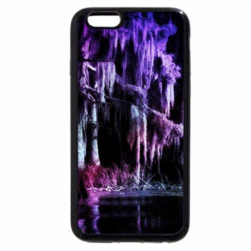 iPhone 6S / iPhone 6 Case (Black) Magical Swamp