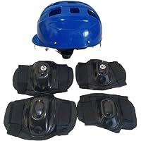 Kit Proteção Infantil 3X1 Azul Unissex Xalingo - 0549.8