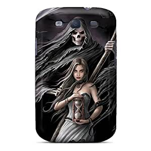 Curry-cases Galaxy S3 Hard Case With Fashion Design/ QtH4051Cpcz Phone Case