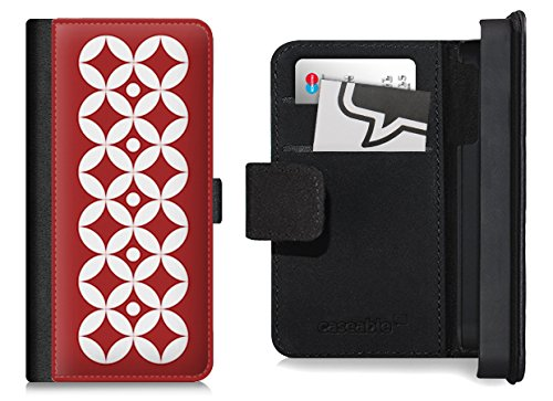 Design Flip Case für das iPhone 6 Plus - ''Kreise'' von caseable