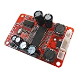 TOOGOO(R) Bluetooth audio digital amplifier board cost-effective speaker amplifier board 2X15W stereo amplifier module