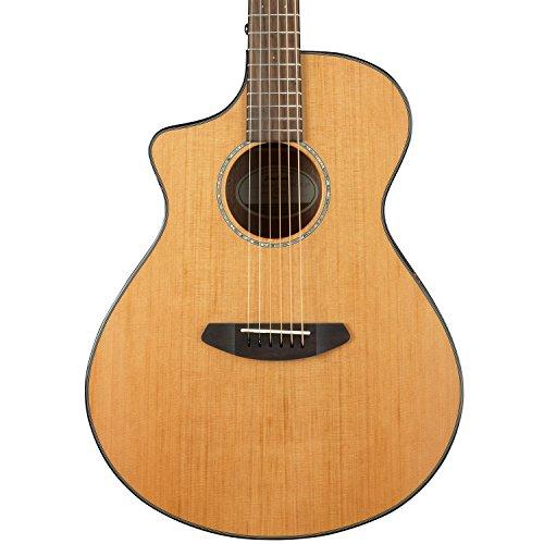(Breedlove Pursuit Concert Left-Handed CE Red Cedar-Mahogany Acoustic-Electric Guitar)