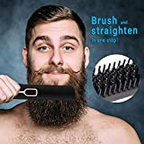 Cayzor Beard Straightener Comb for Men - Upgraded