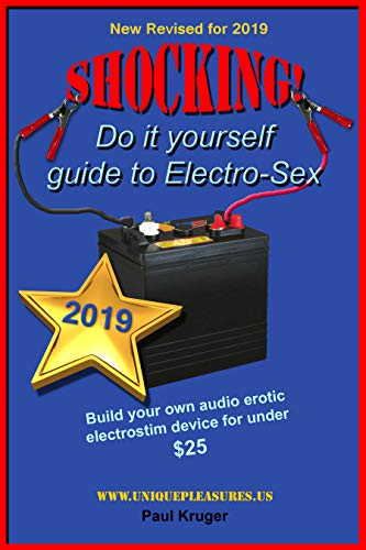 Shocking: DIY Electrosex Toys: Build your own devices for under $25