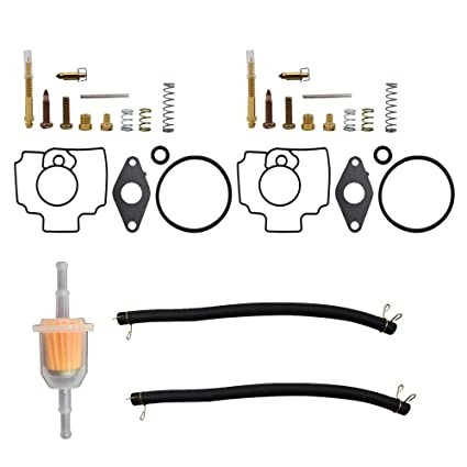Amazon com: Carburetor Rebuild Kit Repair For John Deere