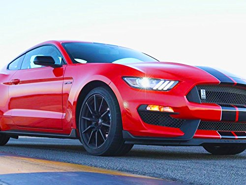 2016 Ford Mustang Shelby GT350: An 8200-rpm Muscle Car to Shame Sports - Mustang Ford Rack