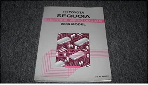 Incredible 2006 Toyota Sequoia Electrical Wiring Diagram Service Shop Repair Wiring 101 Relewellnesstrialsorg