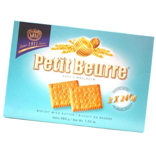 Kras Petit Beurre (480 G/ 1.05 Ib)