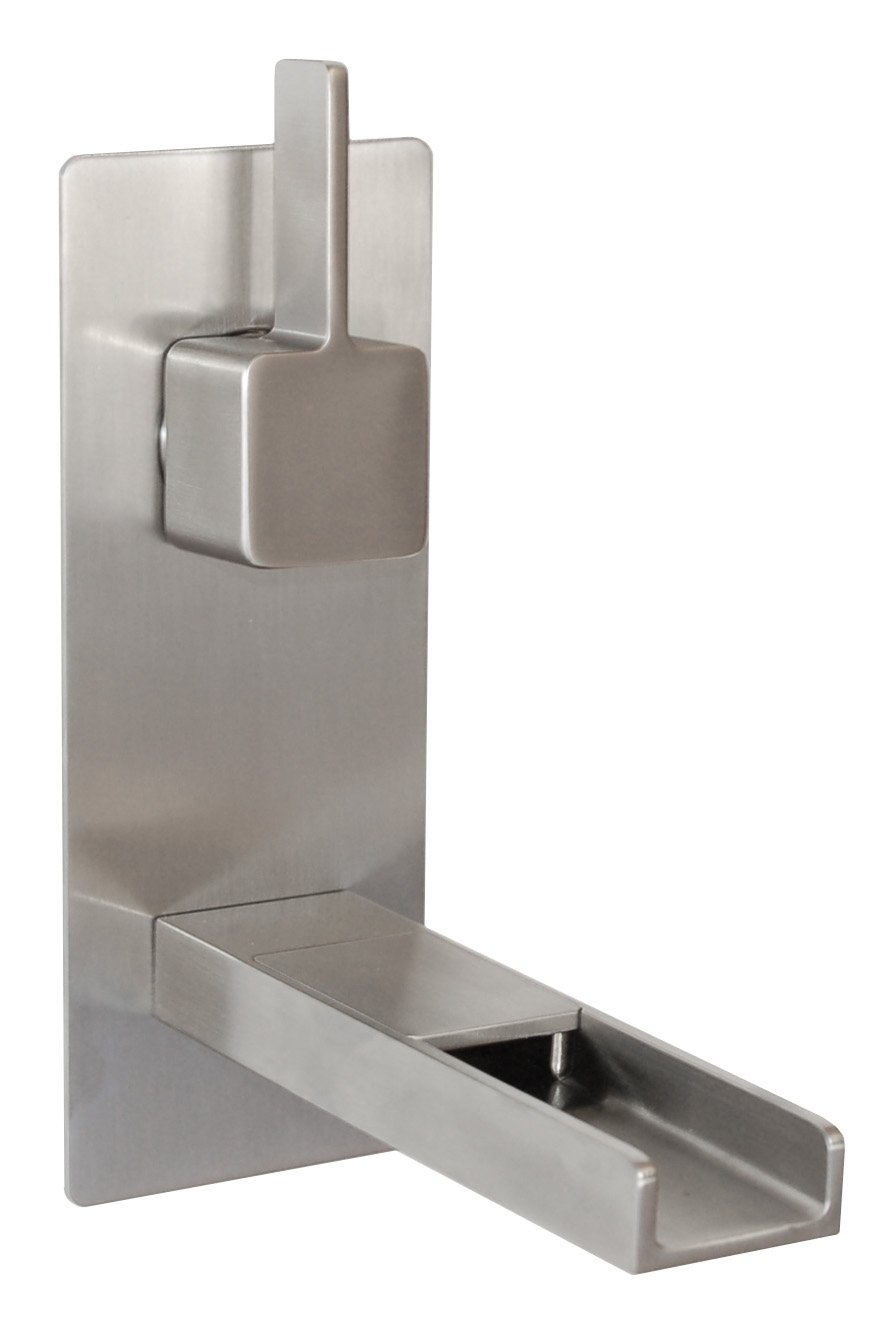 Eden Bath FM002WRB Cascada Waterfall Wall Mount Faucet   Oil Rubbed Bronze    Touch On Bathroom Sink Faucets   Amazon.com