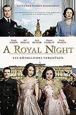 Filmcover A Royal Night - Ein königliches Vergnügen