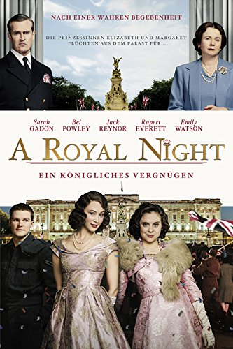 A Royal Night - Ein königliches Vergnügen Film