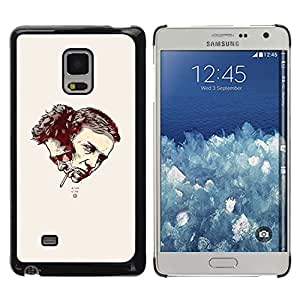 Impact Case Cover with Art Pattern Designs FOR Samsung Galaxy Mega 5.8 Raymond & Tyler Fight Betty shop