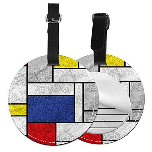Mondrian Pendant Light in US - 4