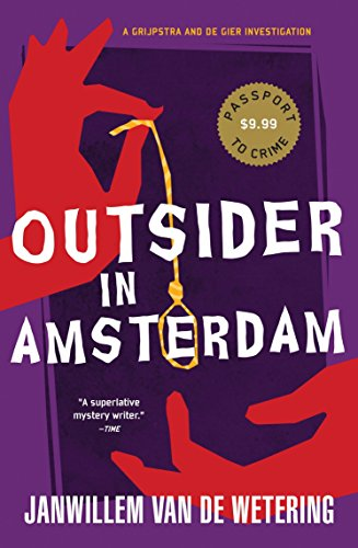 Image of Outsider in Amsterdam (Amsterdam Cops)