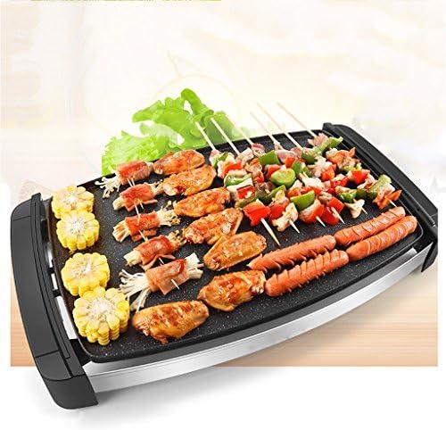 Gril BBQ maison fumée coréen multifonctionnel électrique Grill Maifan barbecue en pierre barbecue machine