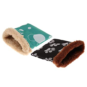 B Blesiya Saco Dormir Cama de Algodón Mascota Loro Accesorios Nido de Mascota Conveniente Cómodo: Amazon.es: Deportes y aire libre