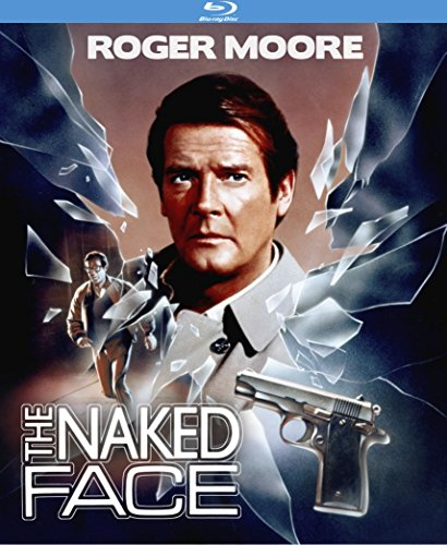 Blu-ray : The Naked Face (Blu-ray)