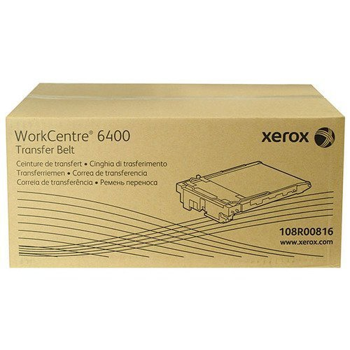 - Xerox 108R00816 Printer transfer belt - for WorkCentre 6400S, 6400X, 6400XF, 6400XM