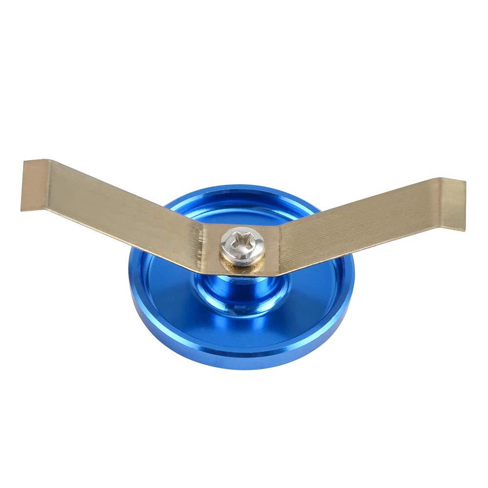 H2Racing CNC Billet Steering Stem Cover Cap for HONDA CRF450RX 2017-2018,CRF1000L 2016-2017,CRF150R//RII 2007-2018,CRF250R 2004-2018,CRF450R 2002-2018