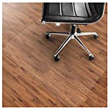 Office Marshal PVC Chair Mat for Hard Floors - 36