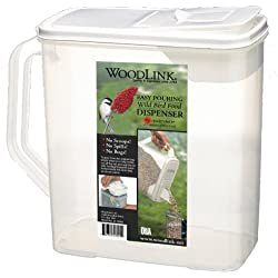 Woodlink SC6QT Storage Container, 6 Quart
