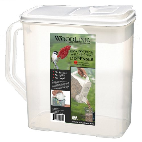 Jungle Litter (Woodlink SC6QT Storage Container, 6)