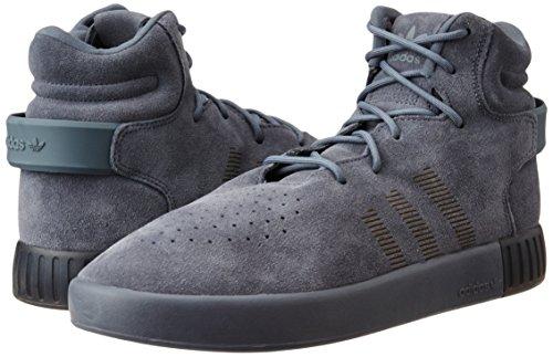 Tubular Hommes Strap Noir Adidas Baskets Invader Pour PxpnAwX
