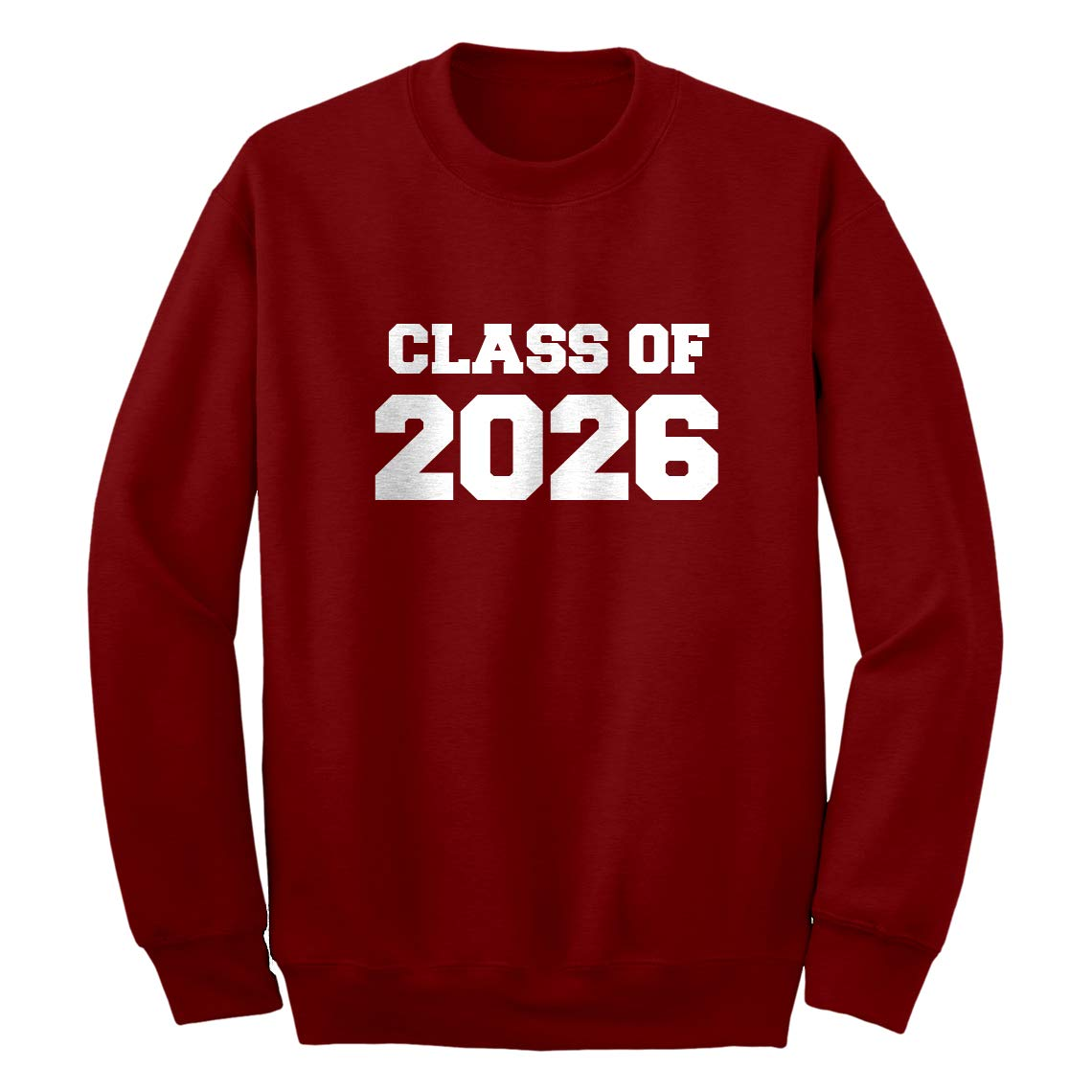 Indica Plateau Class of 2026 Unisex Adult Sweatshirt
